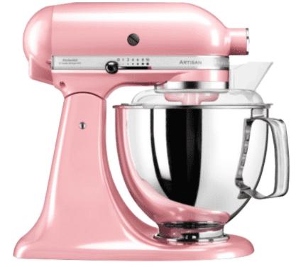 Roze Artisan keukenmachine